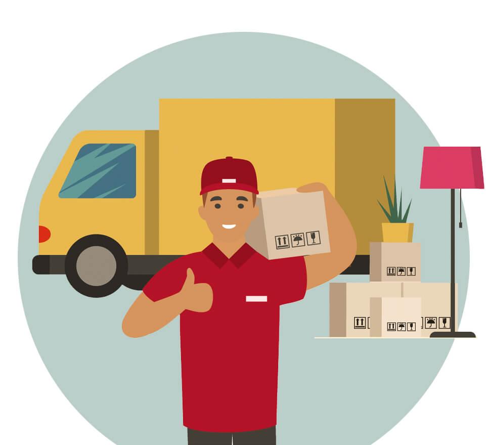 moving-boxes-dublin-van