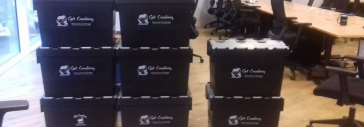Get Cracking Moving Boxes